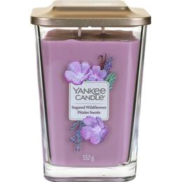 Yankee Candle Sugared Wildflowers Large 2 Wick Scented Candles