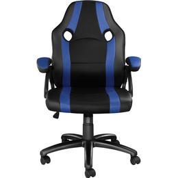 tectake Benny Gaming Chair - Black/Blue