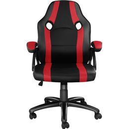 tectake Benny Gaming Chair - Black/Red
