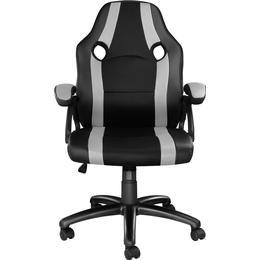 tectake Benny Gaming Chair - Black/Grey