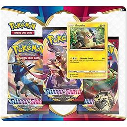Sword & Shield 3 Pack Booster