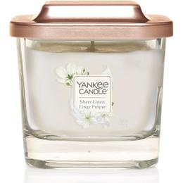 Yankee Candle Sheer Linen Small Scented Candles