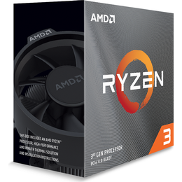 AMD Ryzen 3 3100 3.6GHz Socket AM4 Box