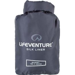 Lifeventure Silk Sleeping Bag Liner 185x85cm