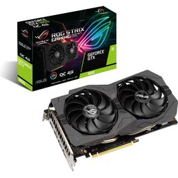 ASUS GeForce GTX 1650 GDDR6 ROG Strix Gaming OC 2xHDMI 2xDP 4GB