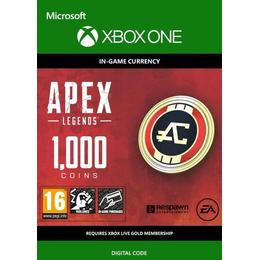 Electronic Arts Apex Legends - 1000 Coins - Xbox One