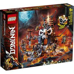 Lego Ninjago The Skull Magician's Caves 71722