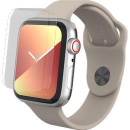 Zagg Ultra Clear Screen Protector for Apple Watch Series 4/5 40mm