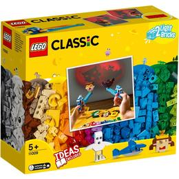 Lego Classic Bricks & Lights 11009