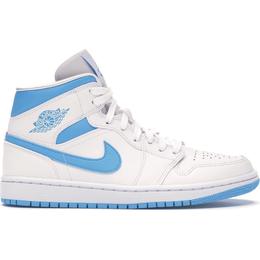 Nike Air Jordan 1 Mid W - University Blue/White