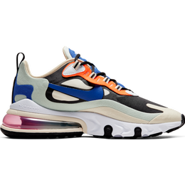 Nike Air Max 270 React W - Fossil/Black/Pistachio Frost/Hyper Blue