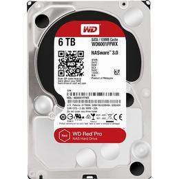 Western Digital Red Pro WD6001FFWX 6TB
