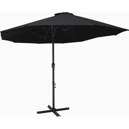 vidaXL Outdoor Parasol 460x270cm