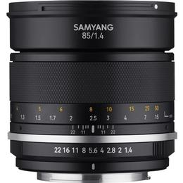 Samyang MF 85mm F1.4 MK2 for Canon M