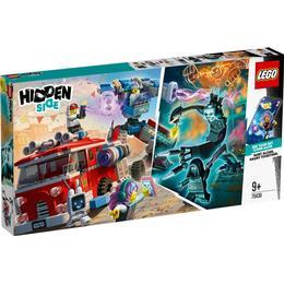 Lego Hidden Side Phantom Fire Truck 70436