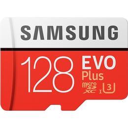 Samsung Evo Plus 2020 microSDXC MC128HA Class 10 UHS-I U3 128GB
