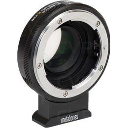 Metabones Speed Booster XL Nikon G to BMPCC4K Lens mount adapter