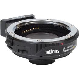 Metabones Speed Booster XL Canon EF to BMPCC4K T Lens mount adapter