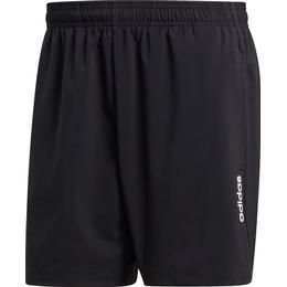 Adidas Essentials Plain Chelsea Shorts Men - Black/White