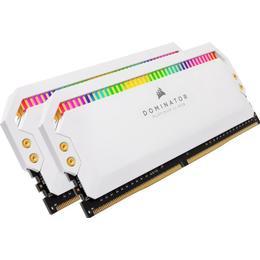 Corsair Dominator Platinum RGB White DDR4 3200MHz 2x8GB (CMT16GX4M2Z3200C16W)