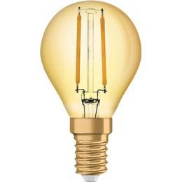 LEDVANCE Vintage 1906 LED 12 LED Lamp 1.4W E14