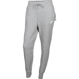 Nike Tech Fleece Women - Dark Gray Heather/Matte Silver/White