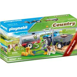 Playmobil Country Tractor Set 70367