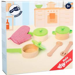 Small Foot Cooking Kit for Play Kitchen 10733