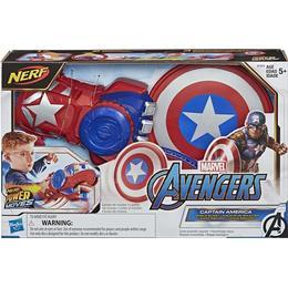 Hasbro Marvel Avengers Captain America Power Moves