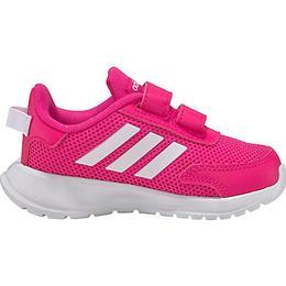 Adidas Infant Tensaur Run - Shock Pink/Cloud White/Shock Red