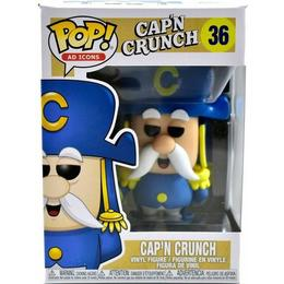 Funko Pop! Quaker Oats Cap'n Crunch with Sword