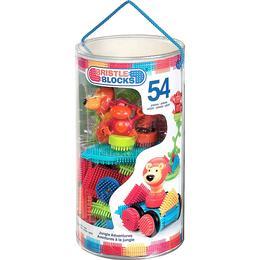 Bristle Blocks Jungle Adventures 54pcs