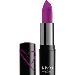 NYX Shout Loud Satin Lipstick Emotion