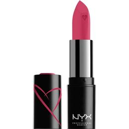 NYX Shout Loud Satin Lipstick 21st