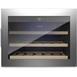 CASO WineSafe 18 EB Stainless Steel