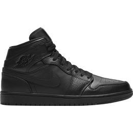 Nike Air Jordan 1 Mid M - Black