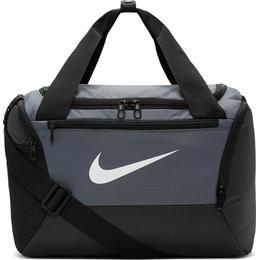 Nike Brasilia XS - Flint Gray/Black/White