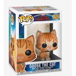Funko Pop! Marvel Captain Marvel Goose the Cat