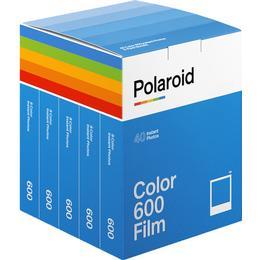 Polaroid Color 600 Instant Film 5 Pack