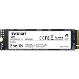 Patriot P300 M.2 SSD 256GB