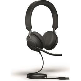 Jabra Evolve2 40 MS Stereo