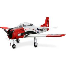 Horizon Hobby T 28 Trojan BNF Basic with AS3X RTR EFL8350