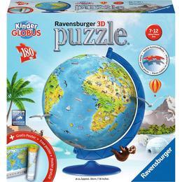 Ravensburger Children's Globe in German 180 Pieces