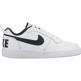 Nike Court Borough Low GS - White/Black