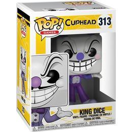 Funko Pop! Games Cuphead King Dice