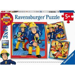 Ravensburger Fireman Sam 3x49 Pieces