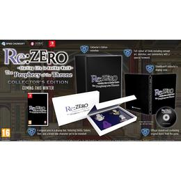 Re:Zero: Starting Life In Another World - The Prophecy Of The Throne - Collector's Edition