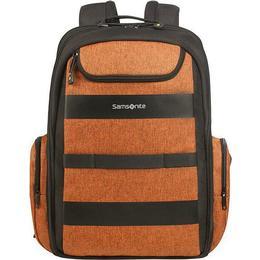 """Samsonite Bleisure Daytrip 15.6"""" - Deep Orange"""