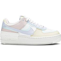 Nike Air Force 1 Shadow W - Summit White/Glacier Blue/Fossil/Ghost