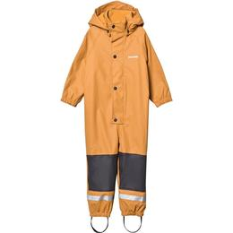 Kuling Douglas Recycled Rain Coverall - Yellow Mustard (616239)